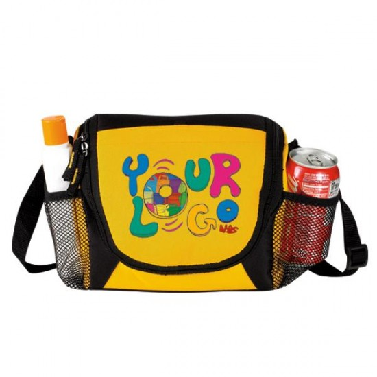 Custom Logo 6 Pack Lunch Cooler