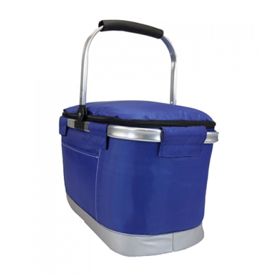 Custom Logo All Purpose Basket Cooler-Black