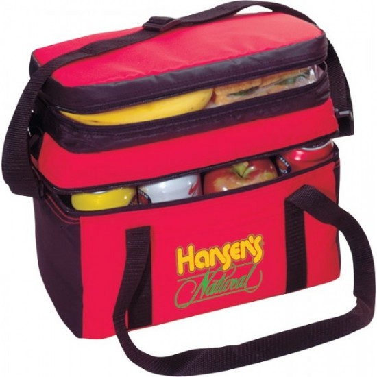 Custom Logo 12 Pack Insulated Picnic Cooler
